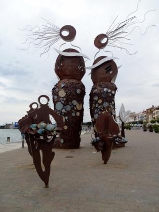 Mermaids & Fishermen at Cambrils