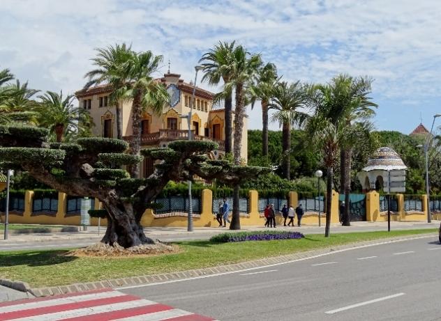 Villa Bonet, Salou