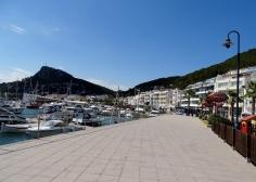 L'Estartit town & harbour
