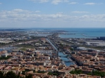 Sete from Mont St Clair