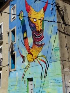 Wall Art, Sète