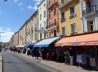 Restaurants at Sète