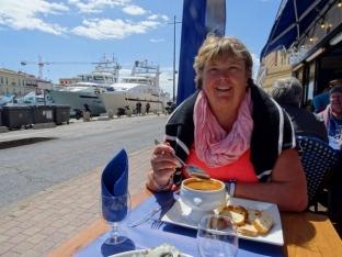 Lunch in Sète