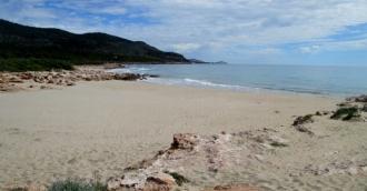 Pebret Beach