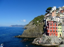 Riomaggiore & Cinque Terre