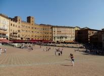 Piazzo del Campo, Siena