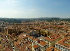 View from the Campanile