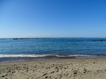 The Beach at Partaccia