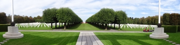 St Mihiel American Cemetery