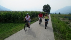 Cycle Path to Locarno