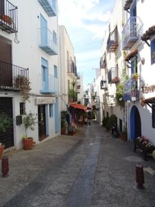 Peñiscola Town