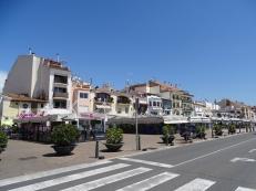 Cambrils Harbour Front Restaurants