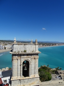 Views from Peñiscola Castle