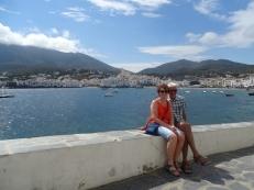 Mick & Jill in Cadaqués