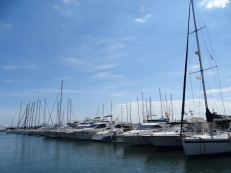 Cambrils Harbour