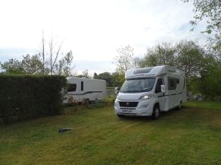 Camping de Salogne, Salbris