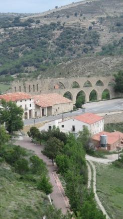 The 13th Century Aqueduct