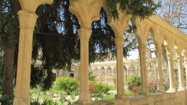 The Convent Cloisters