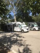 Camping Reina Isabel, La Zubia, Granada
