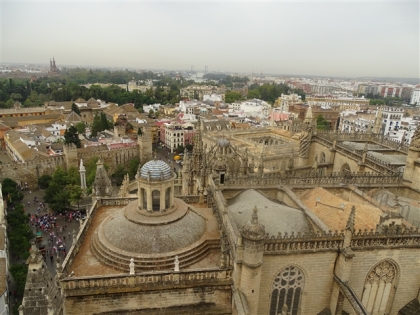 Views from the Giralda