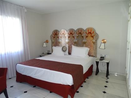 Gloria & Alan's Hotel Room