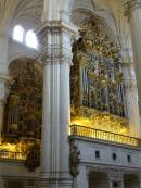 The Organs, Granada Cathedral