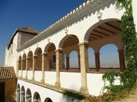 General Life, Alhambra Palace