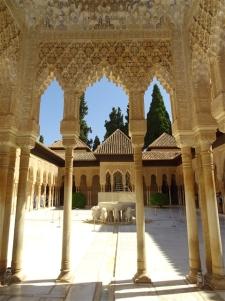 Palacios Nazaries, Alhambra Palace