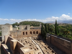 The Fort, Alhambra Palace