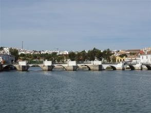 The Roman Bridge, Tavira