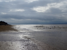 The Beach south of West Kirby
