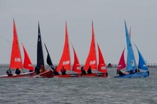 Sailing of the Marine Lake