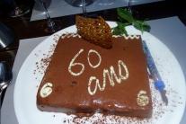 Birthday celebrations atLe Bistrot du Port at Sevrier