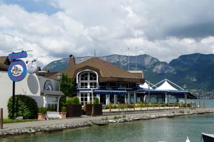 Le Bistrot du Port at Sevrier
