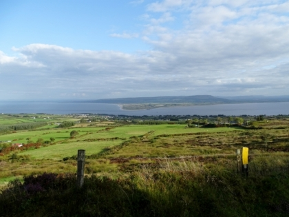 Drive from Greencastle to Culdaff
