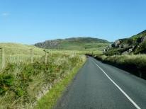 Driving to Malin Head