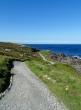 Footpath to Hell's Hole, Malin Head, Inishowen Peninsula